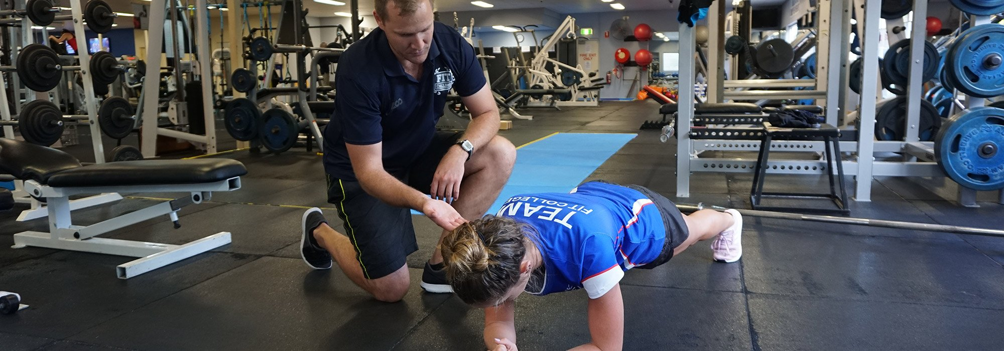 Become A Personal Trainer Fit College
